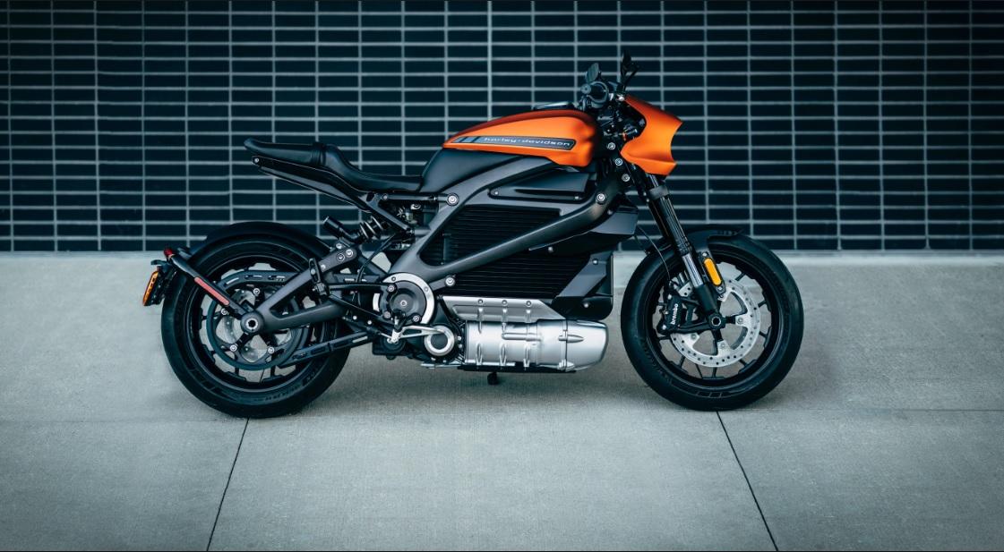 Harley-Davidson ya tiene lista su primera moto eléctrica