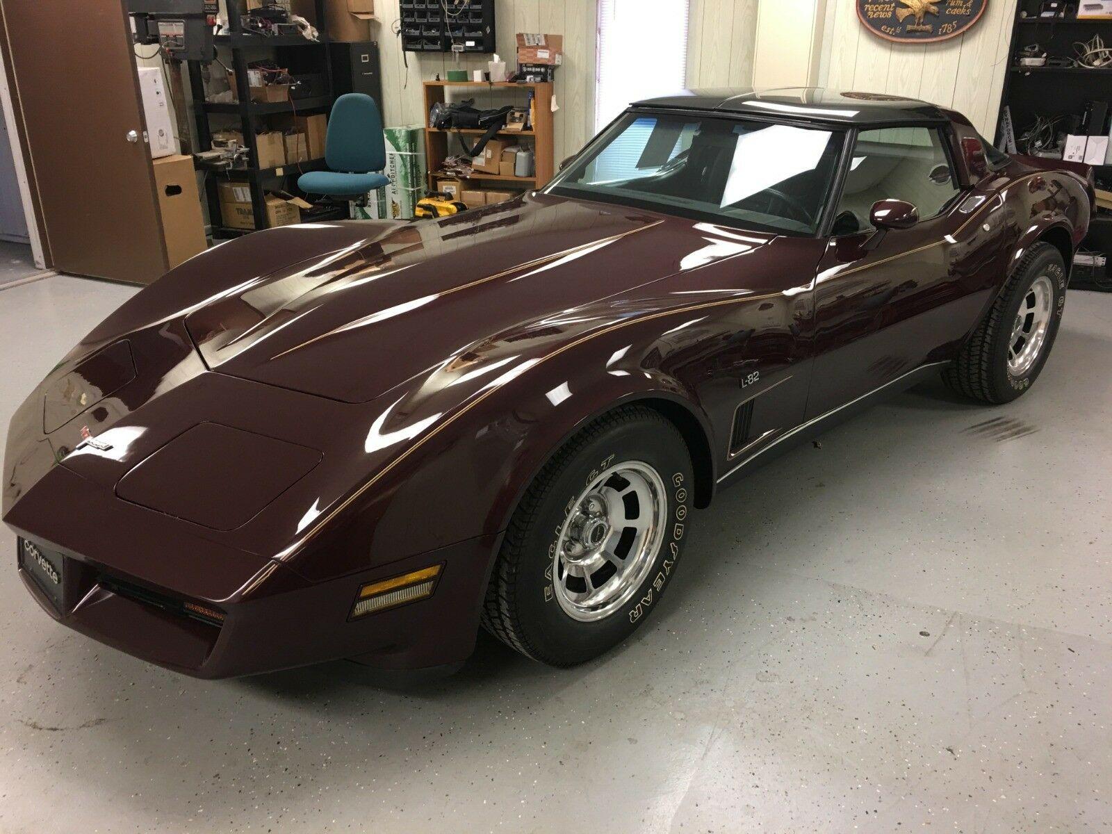 Sale a la venta un Corvette L-82 oculto tras casi 40 años