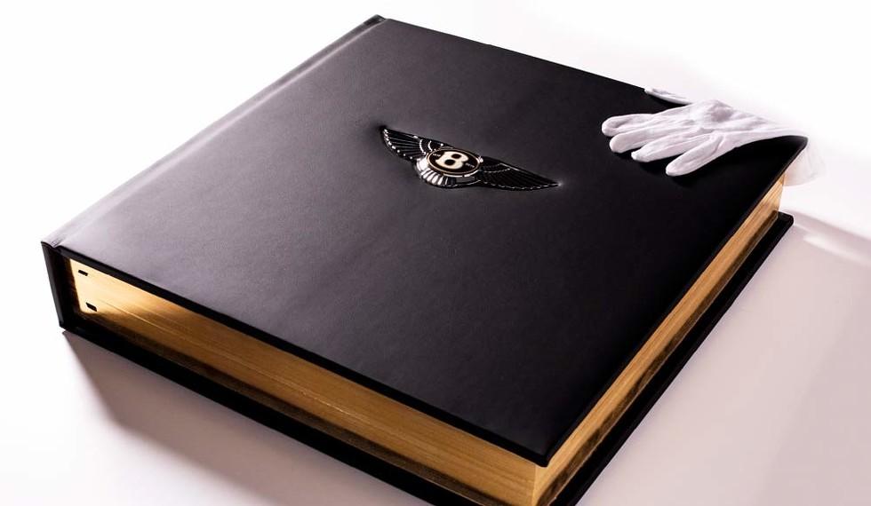 El libro de Bentley de 250.000 dólares