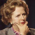 Un millón de euros por objetos íntimos de Margaret Thatcher