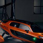 Se presenta en España el primer coche volador