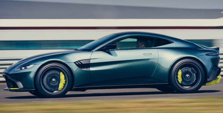 Vantage AMR, el Aston Martin más purista