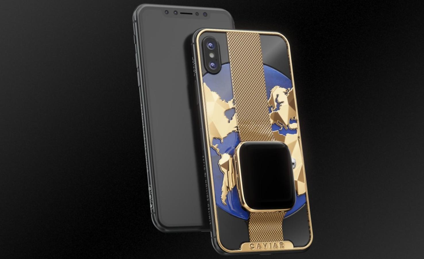 iPhone x Caviar, el smartphone de Apple más caro del mundo