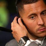 Eden Hazard se presenta con un reloj Richard Mille de 80.000 euros