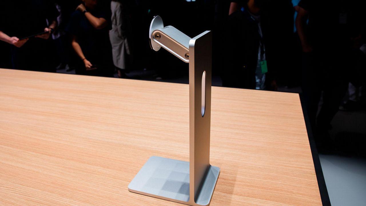 El polémico soporte Pro Stand de Apple que cuesta 1.000 euros