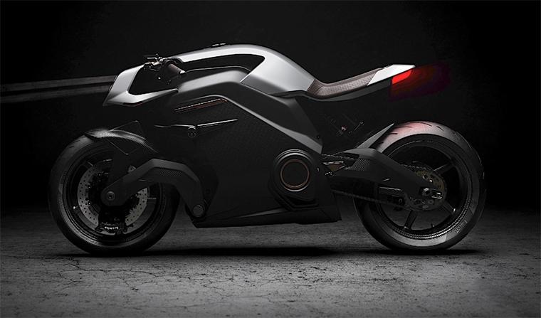 Arc Vector, la moto eléctrica más exclusiva del mundo